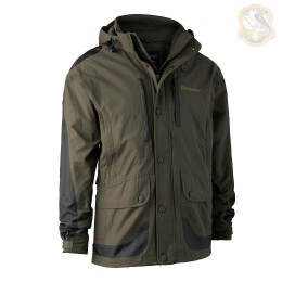 Куртка DeerHunter Upland Jacket w. Reinforcement (380 Canteen)