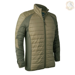 Куртка DeerHunter Oslo Thermal Jacket with padding (324 Dusty Green)
