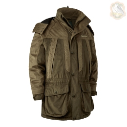 Куртка DeerHunter Rusky Silent Jacket long (391 Peat)
